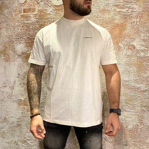 Purewhite Box fit tshirt white