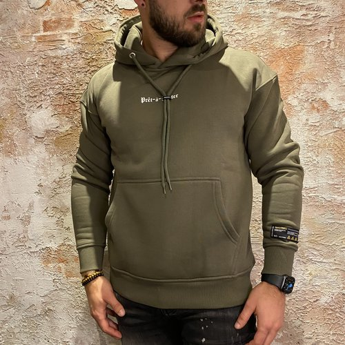 Quotrell Lousiana Hoodie Green