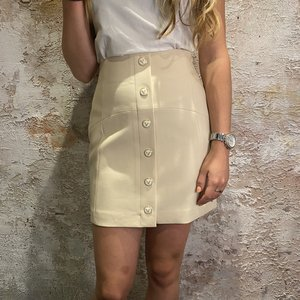 JoshV skirt Drew blond