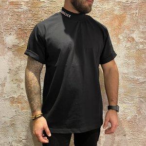 Lumiere Turtleneck Black T-shirt