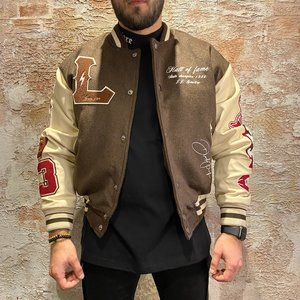 Lumiere Patch College Jacket