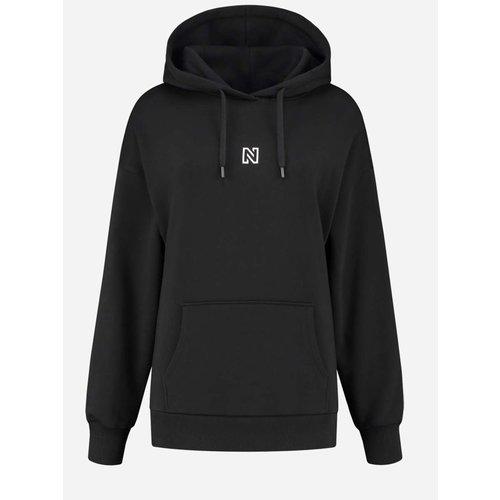 Nikkie Maze hoodie black