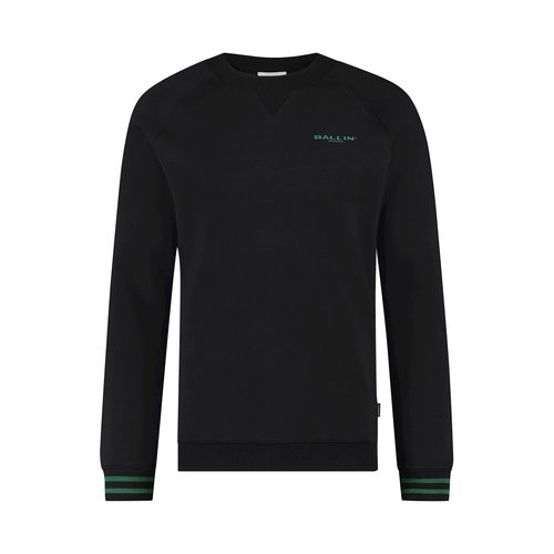 Ballin Amsterdam Logo Sweater Black
