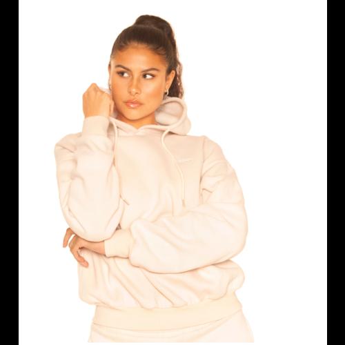 LA Sisters Essential Hoodie Creme
