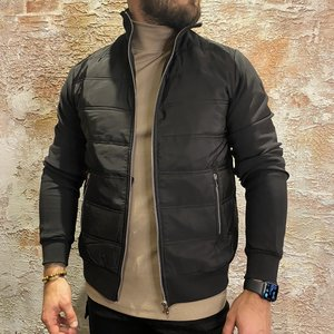 Purewhite Jacket black