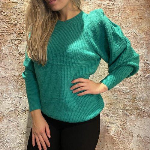 Have2have jurkjes Isabel Pullover green