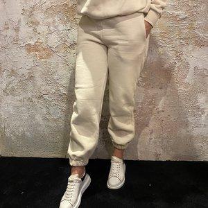 LA Sisters Essential Sweatpants Creme