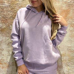LA Sisters Essential Hoodie Lilac