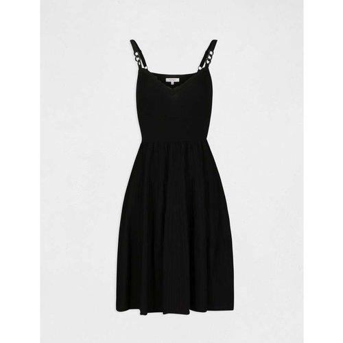 Morgan de Toi Rmisto Black Dress