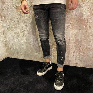 MyBrand Black Washed Denim Jeans