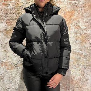 Nikkie Alexa Puffer Coat Black