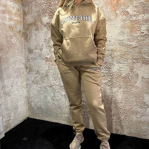 Lumiere Tracksuit Mocca