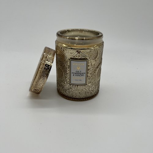 Voluspa Gilt 5oz Small Jar