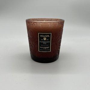 Voluspa Forbidden Fig 9oz Em Candle