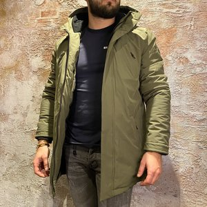 Circle Of Trust Chester jacket deep fields