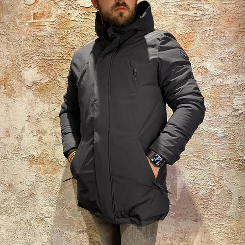 Circle Of Trust Chester jacket blue graphite