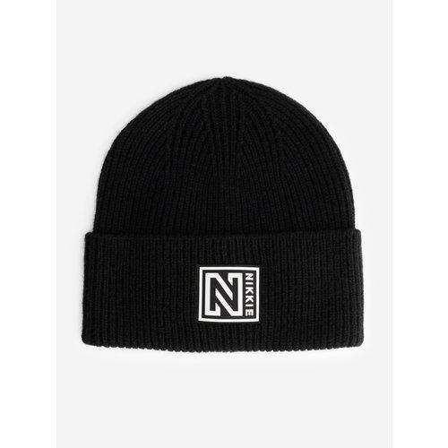 Nikkie Ski Beanie Black