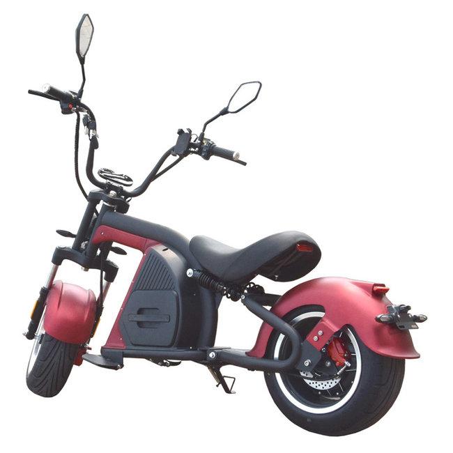 E-Chopper M8 mat rood