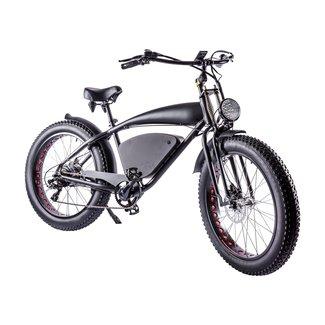 Beach Cruiser E-Bike