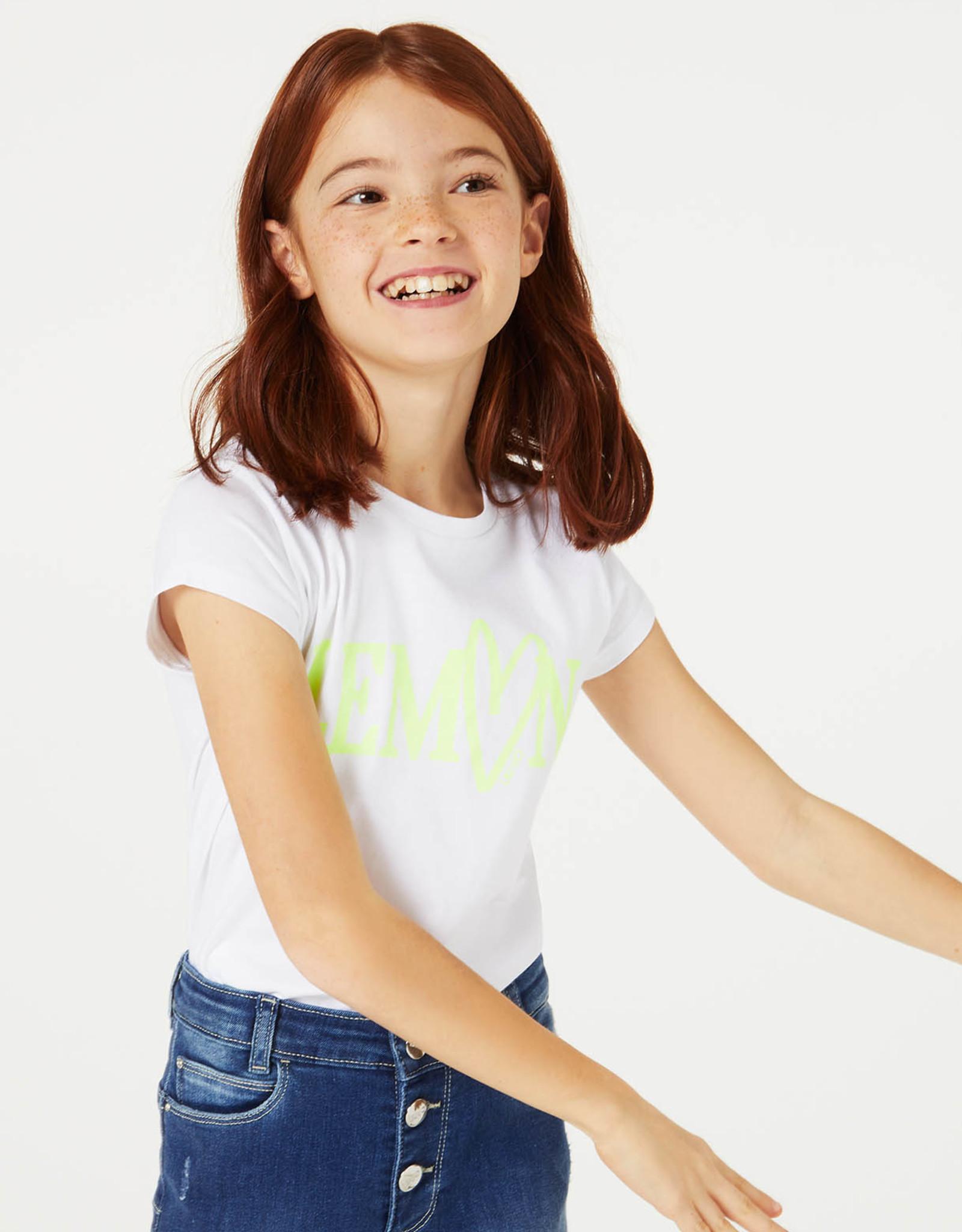LIU JO Liu Jo - Eco-friendly Lemon T-shirt