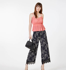 Dames Fashion Culotte Broek