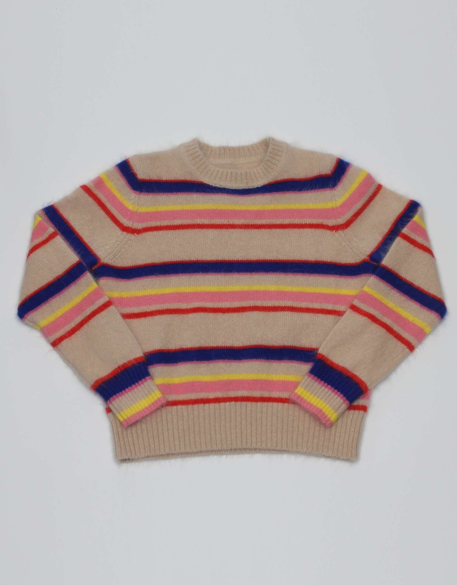 Blue Bay Pull Anna Stripes