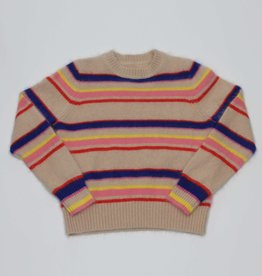 Blue Bay Pull Anna Stripes