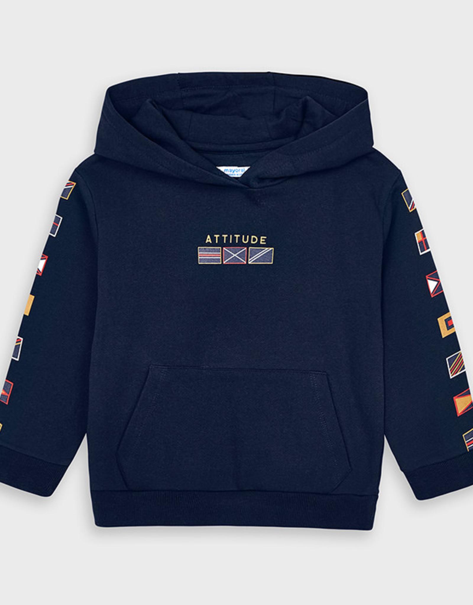 Mayoral Sweater attitude