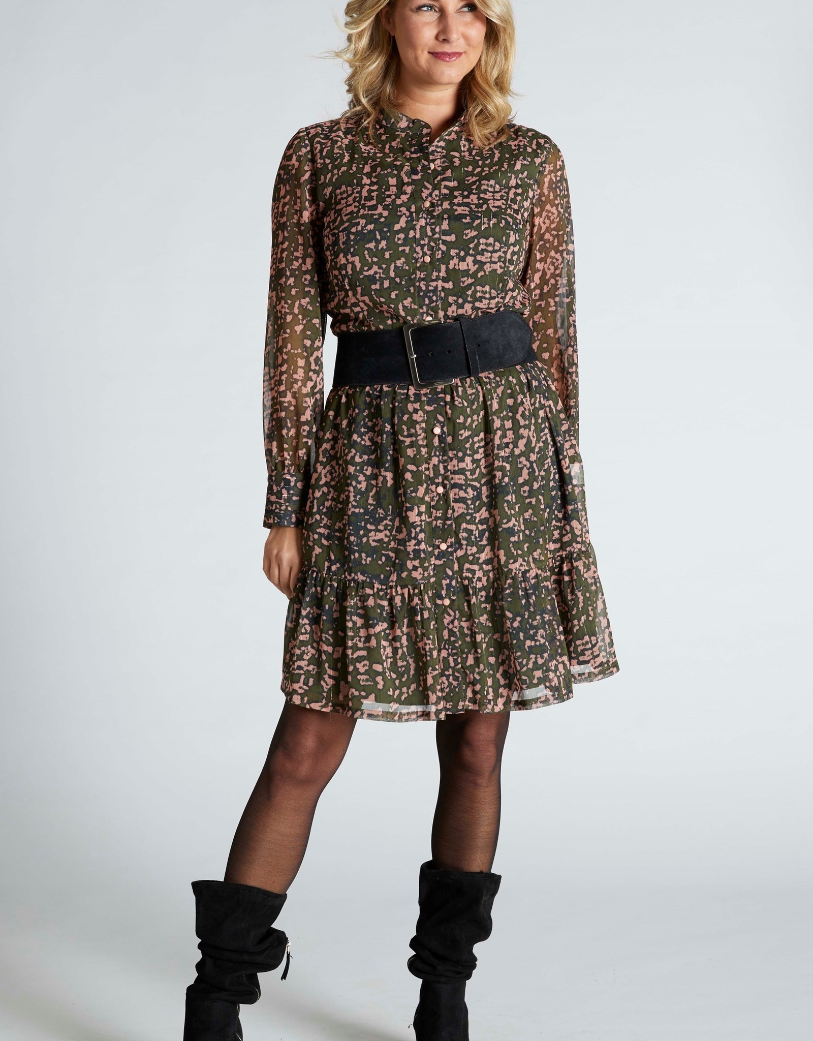 Dames Fashion Dress Rosali