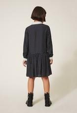 Twinset Star Shirt Dress