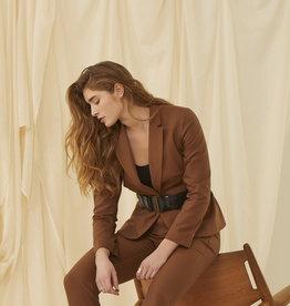 Dames Fashion Ditte Camel broek