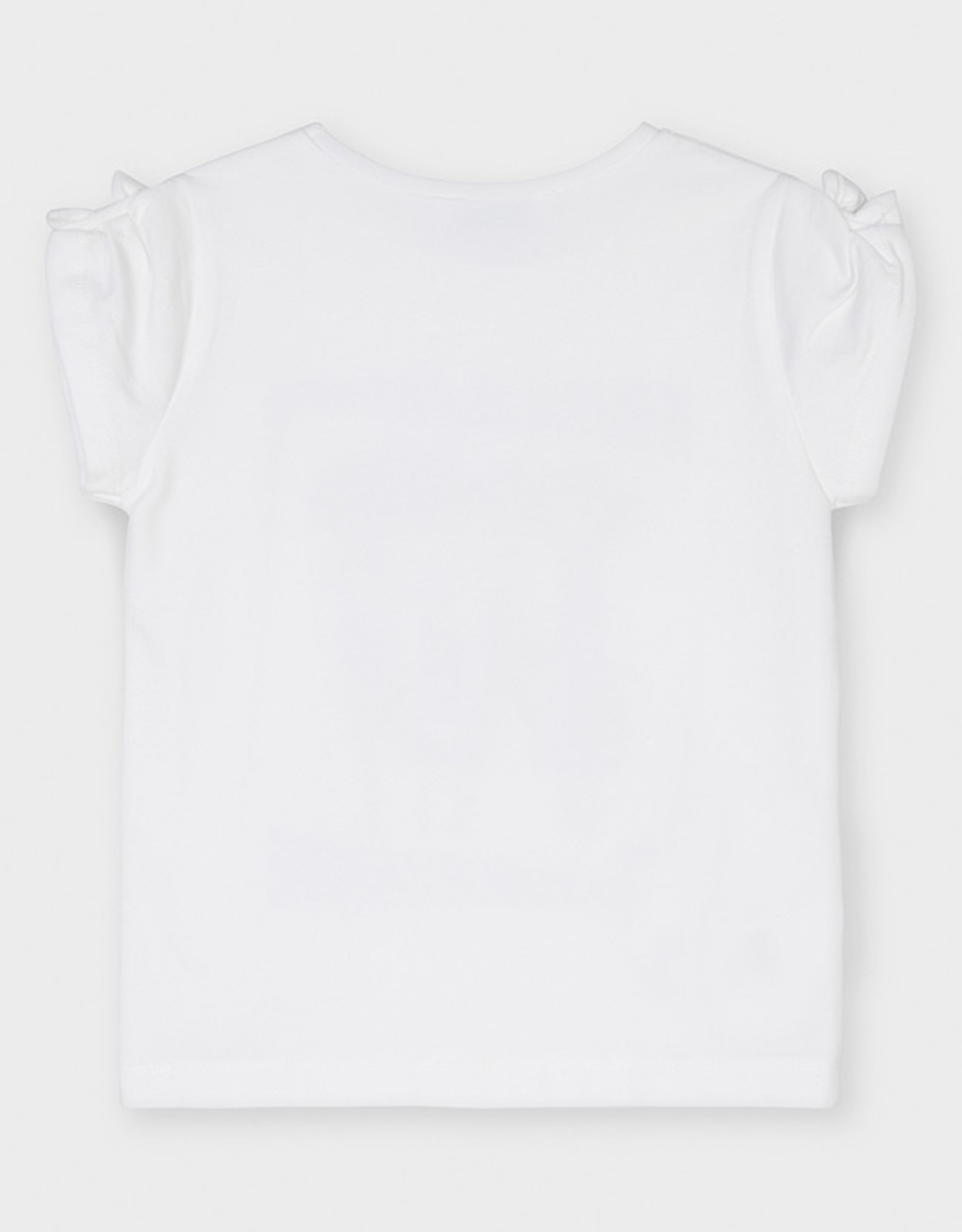 Witte liberty t-shirt