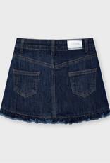 Mayoral Jeans rok met fantasie