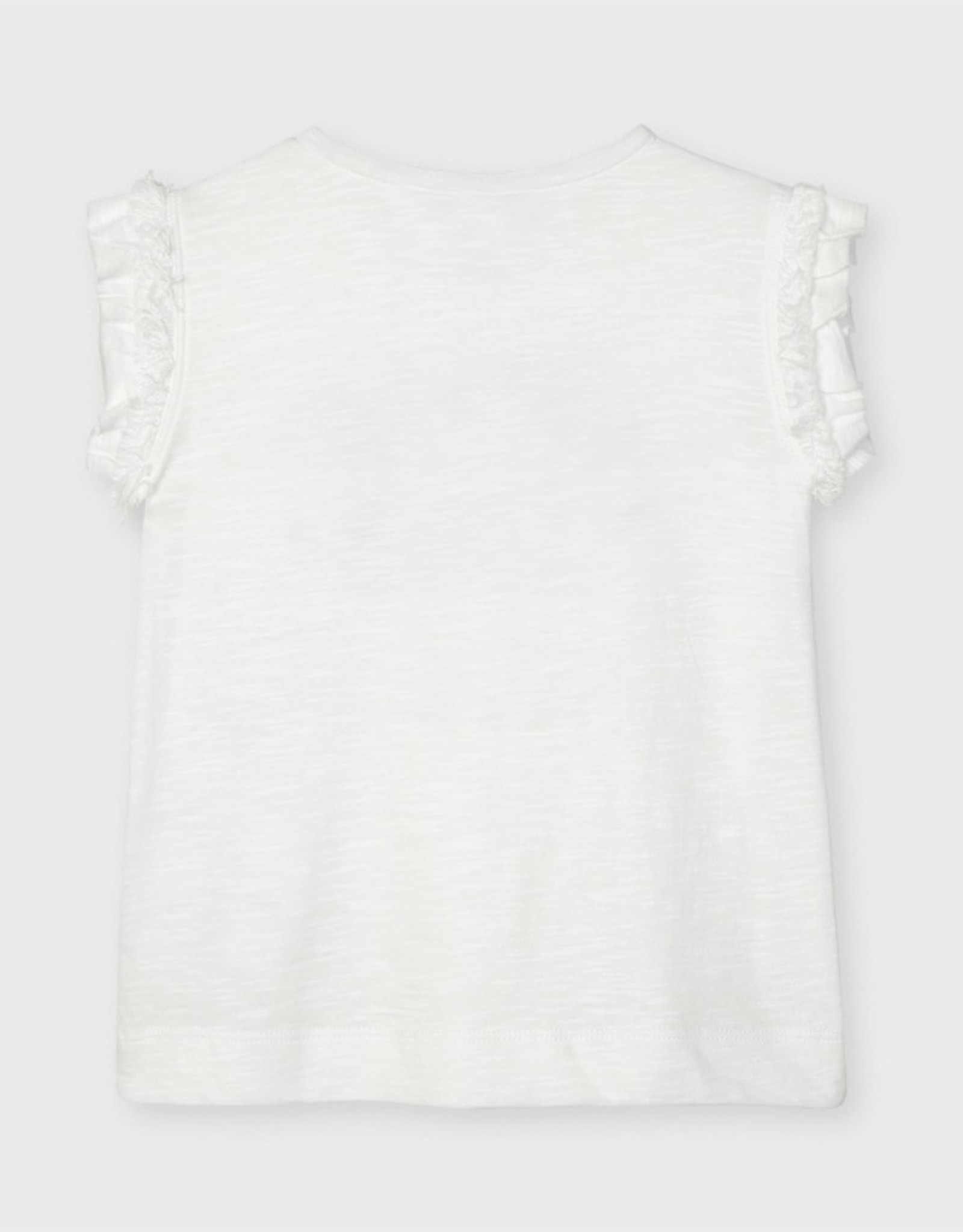 Mayoral Bloemen t-shirt