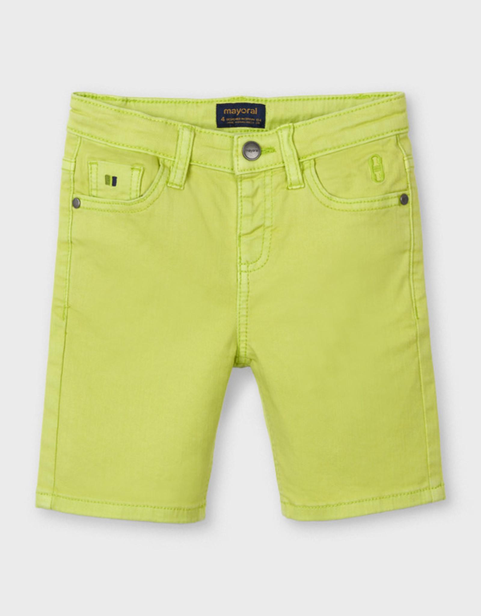 Mayoral Lemongrass short