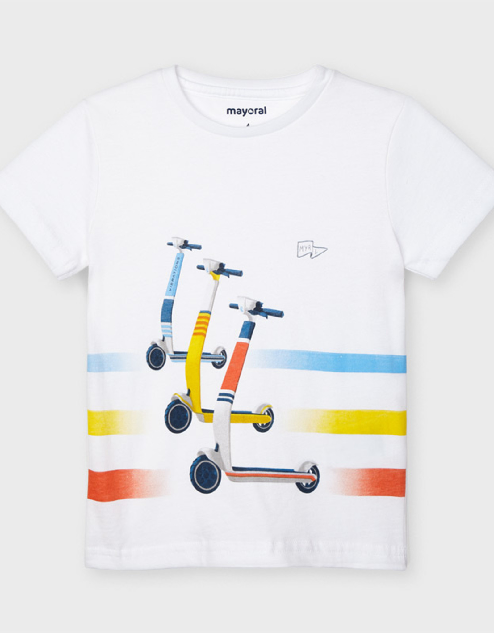 Mayoral Scooter t-shirt