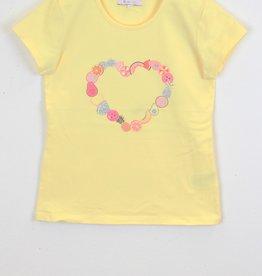 Blue Bay Gele t-shirt Yana