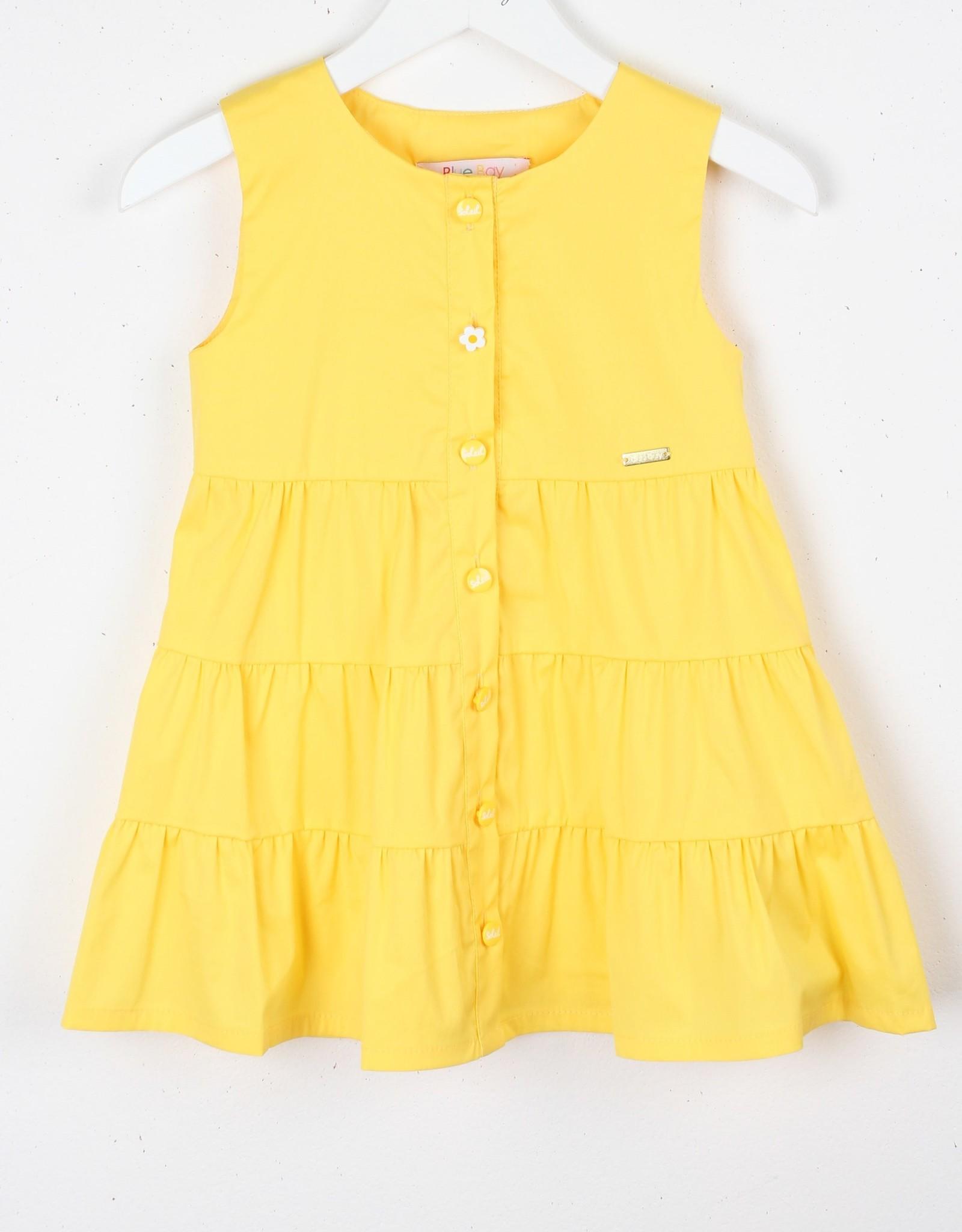 Blue Bay Gele jurk Monaco