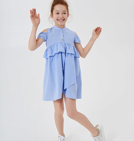 LIU JO Gestreepte korte jurk