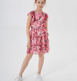 LIU JO Roze jurk met bloemen
