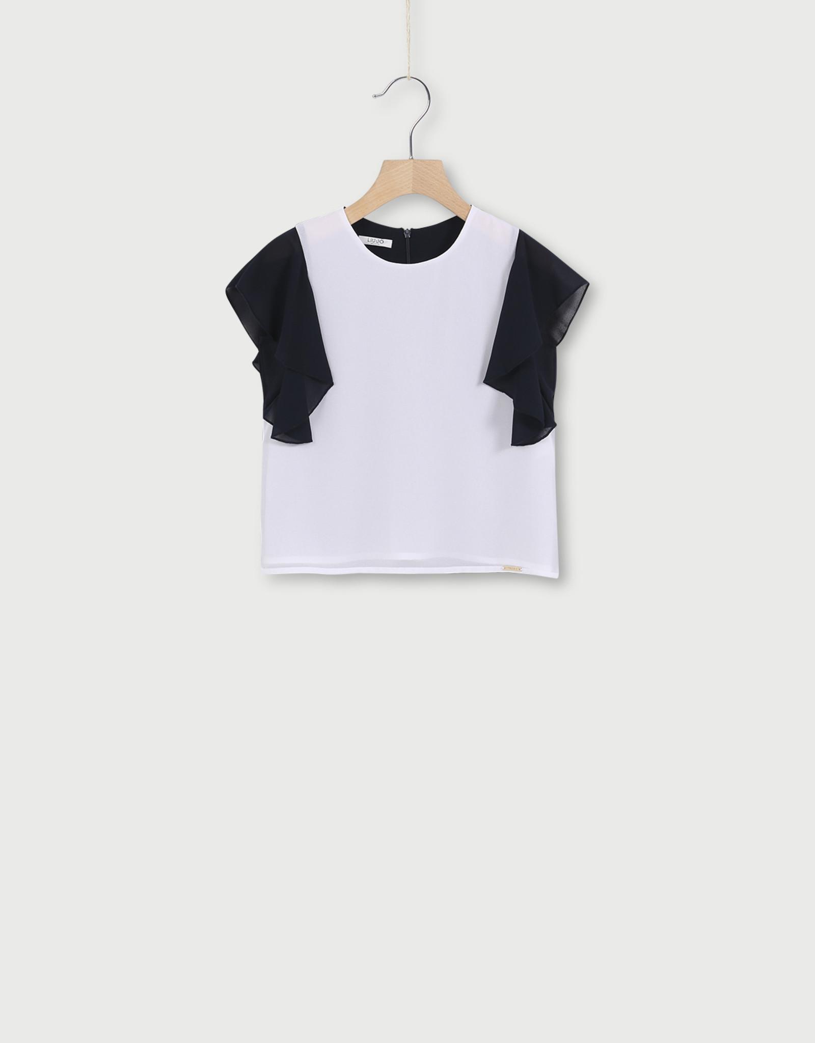 LIU JO T-shirt met volant