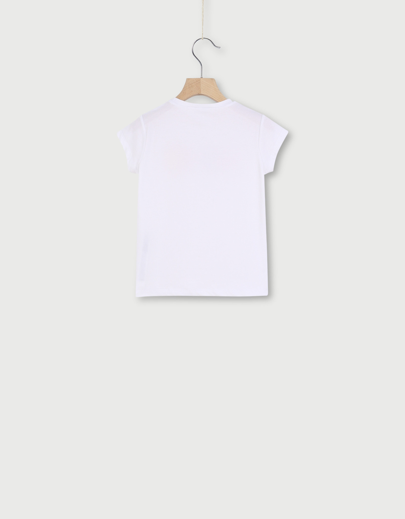 LIU JO Witte t-shirt Liu-Jo