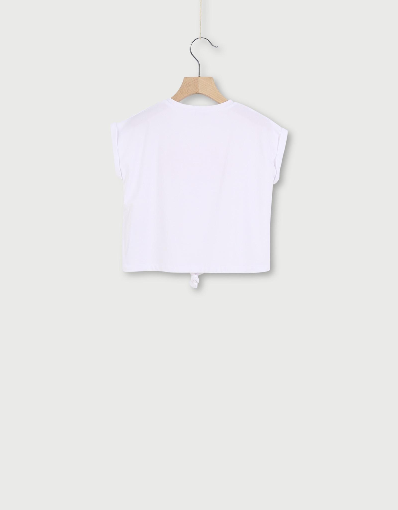LIU JO T-shirt met knot