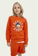 Scotch & Soda SHRUNK Lobster sweater