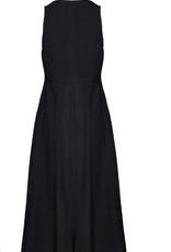 Dames Fashion Zwarte jurk