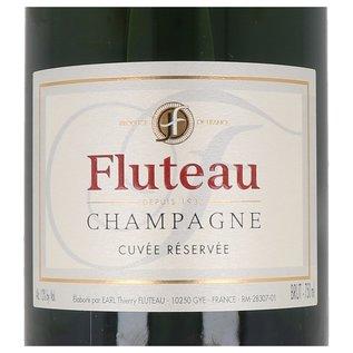 Fluteau Champagne Fluteau Réservée Brut Cuvée