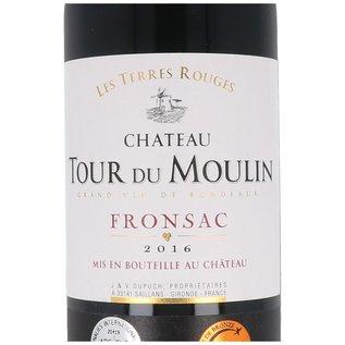2016 Château Tour du Moulin Les Terres Rouge Fronsac