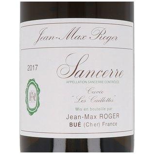 "2017 Jean Max Roger Sancerre Cuvée ""Les Caillottes"""