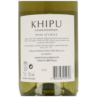 Khipu 2018 Khipu Chardonnay