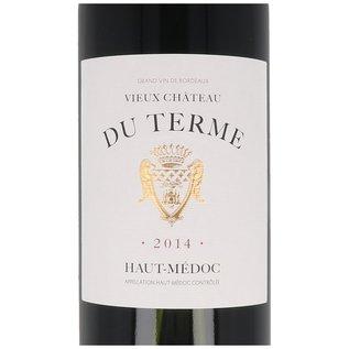 2014 Vieux Château du Terme Haut Medoc